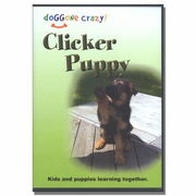 Clicker Puppy DVD cover